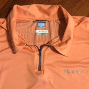 Columbia Polo with Freezer Coil. Size L